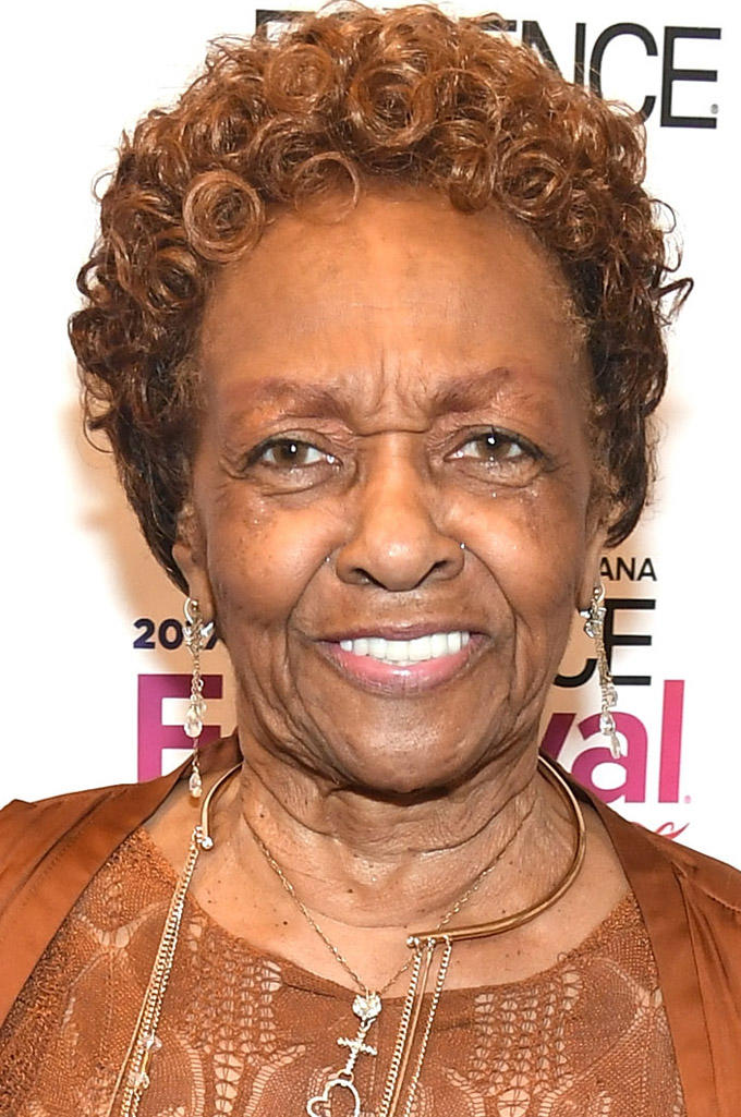 Cissy Houston at the 2017 ESSENCE Festival in New Orleans.