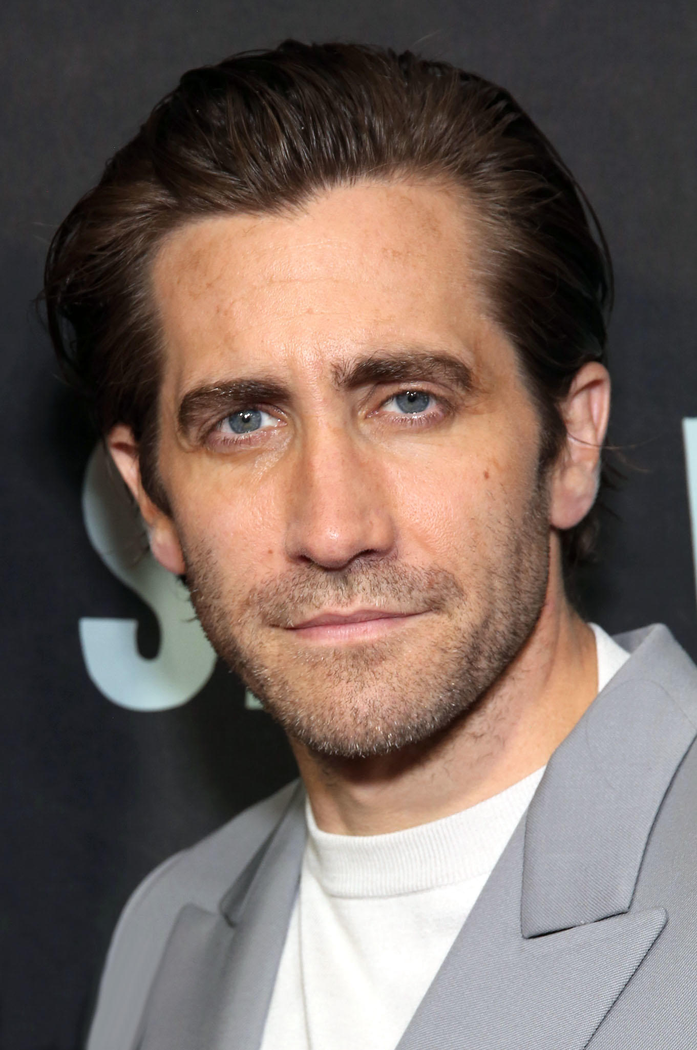 Jake Gyllenhaal at the Broadway opening night performance of