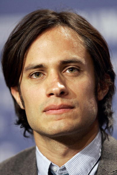 Gael García Bernal at Berlin's International Film Festival.