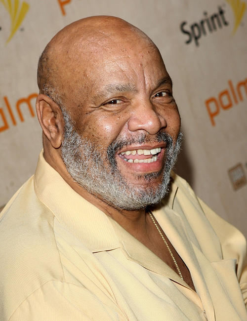 James Avery at the Palm Pre Launch Event to Benefit Iraq and Afghanistan Veterans of America in Los Angeles.