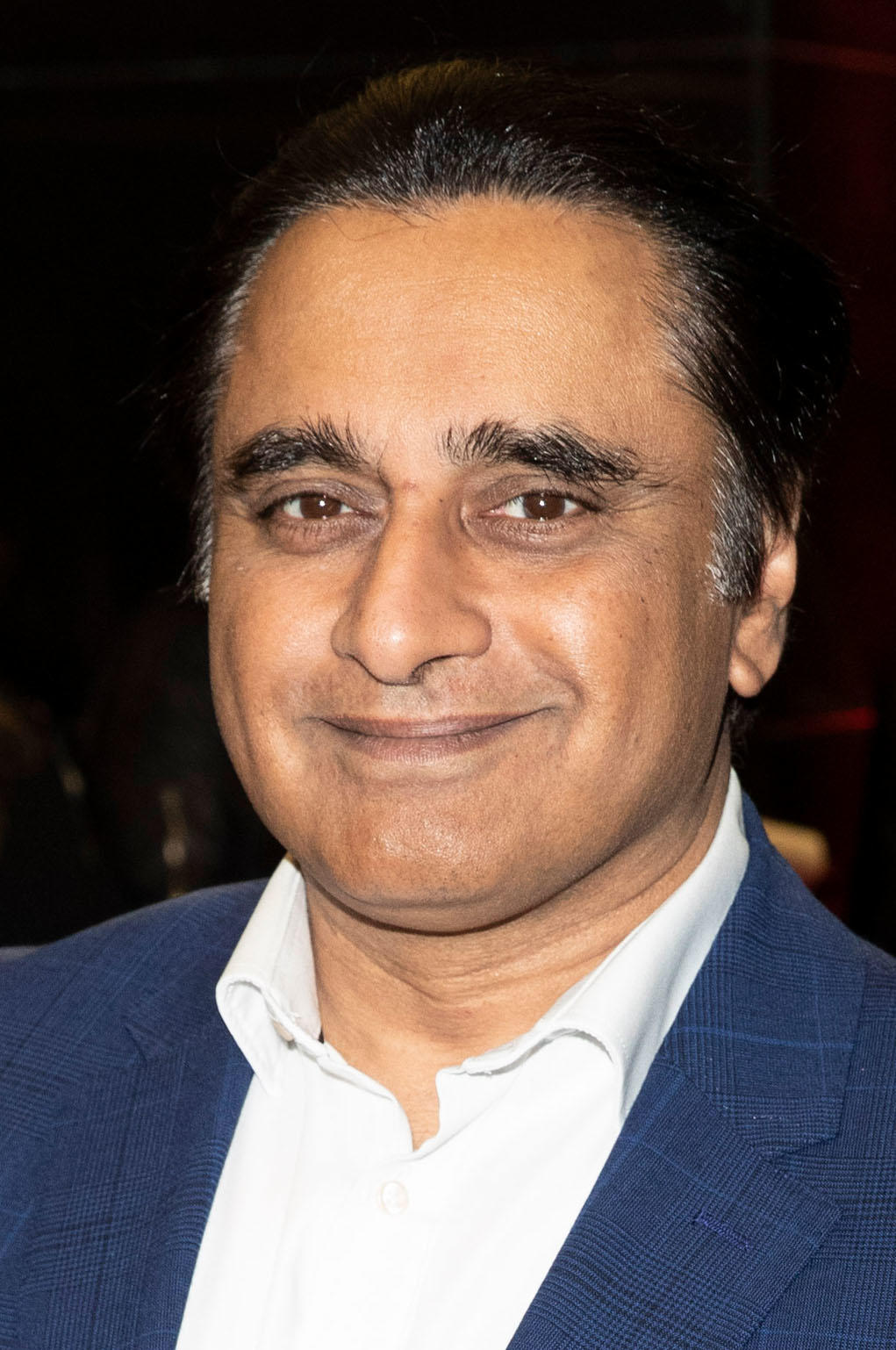 Sanjeev Bhaskar at the
