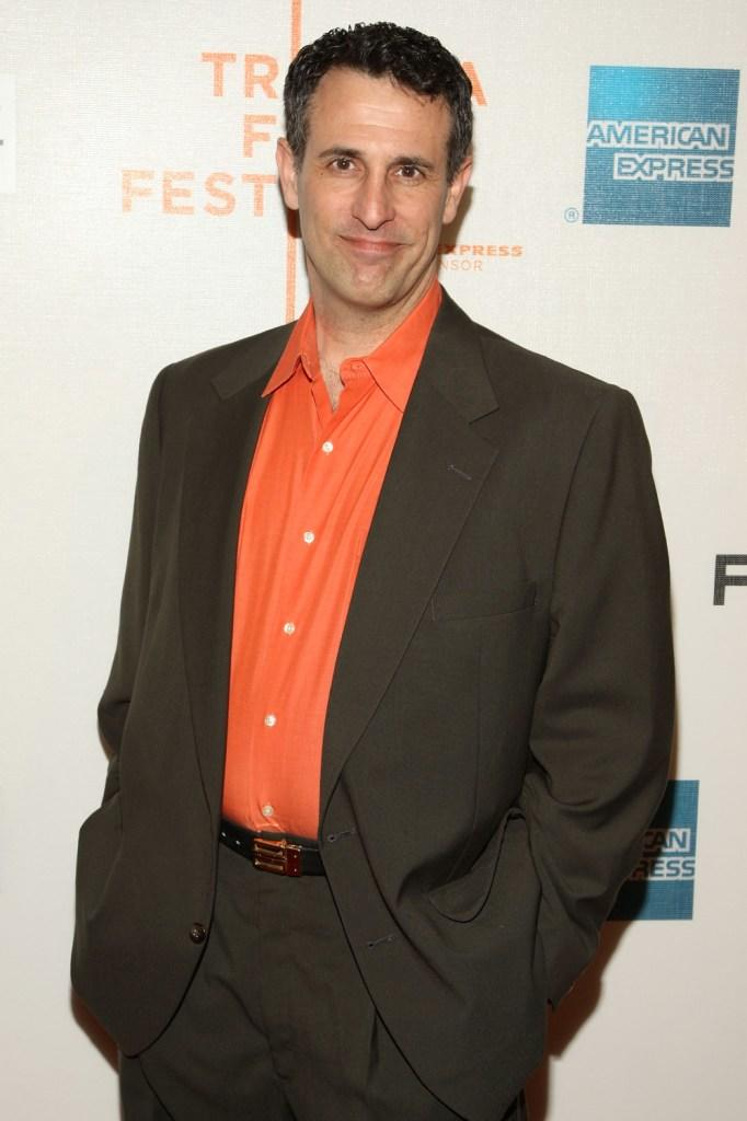 Scott Winters at the premiere of