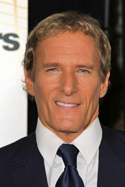 Michael Bolton at the Premiere Of