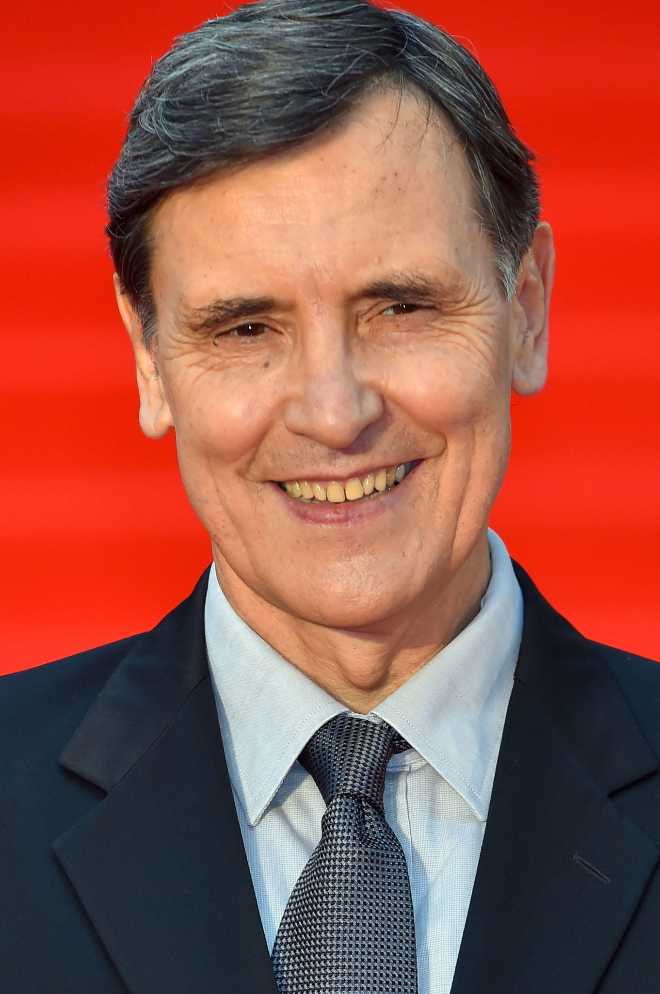 Jacques Cluzaud during the Tokyo International Film Festival 2015.
