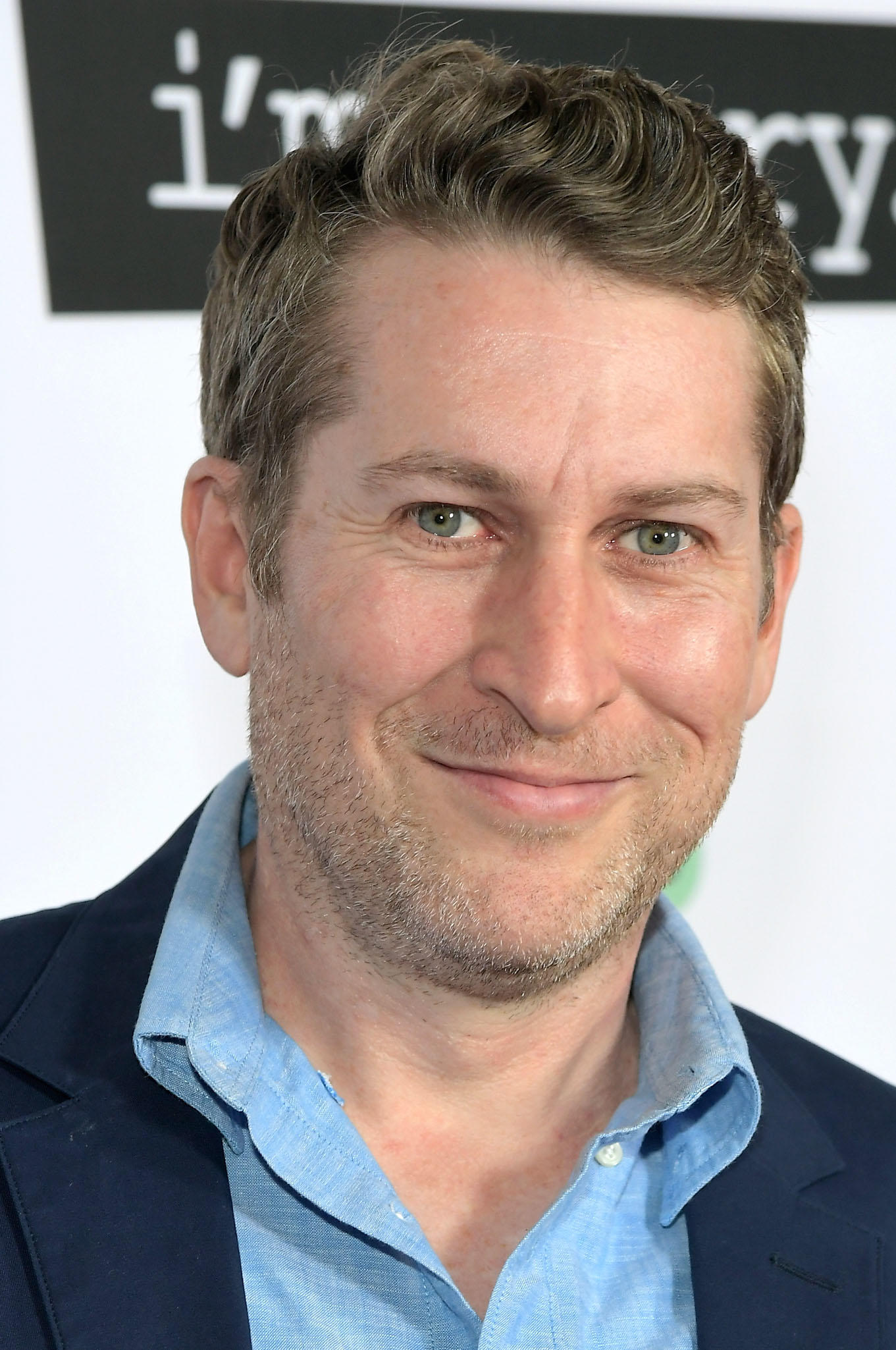 Scott Aukerman at the premiere screening of truTV's