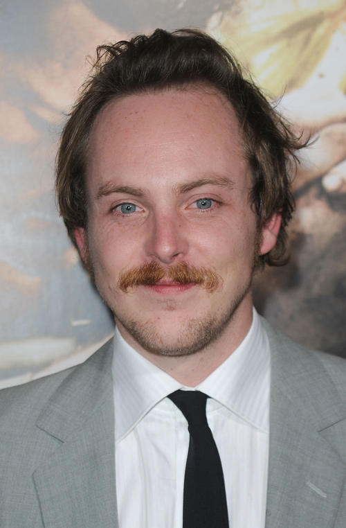 Tom Budge at the California premiere of