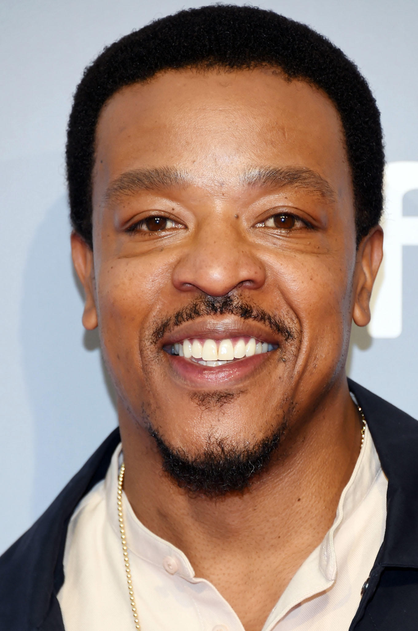 Russell Hornsby at the