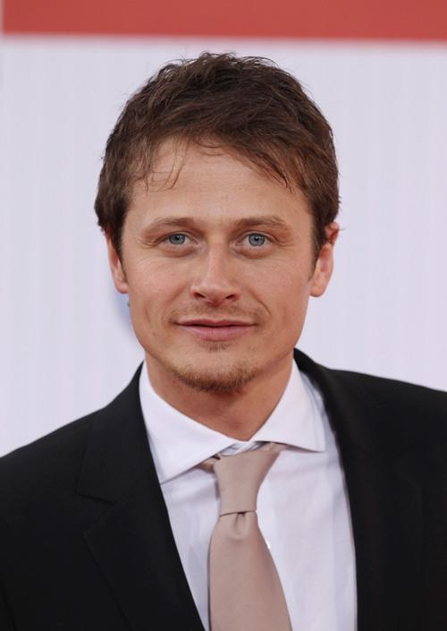 Roman Knizka at the German Film Awards.