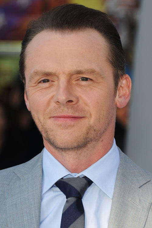 Simon Pegg at Star Trek Into Darkness - UK Film Premiere