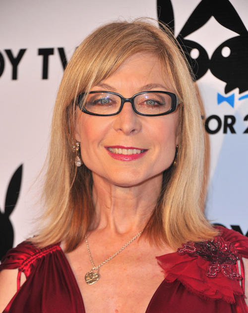 Nina Hartley at the Playboy TV's