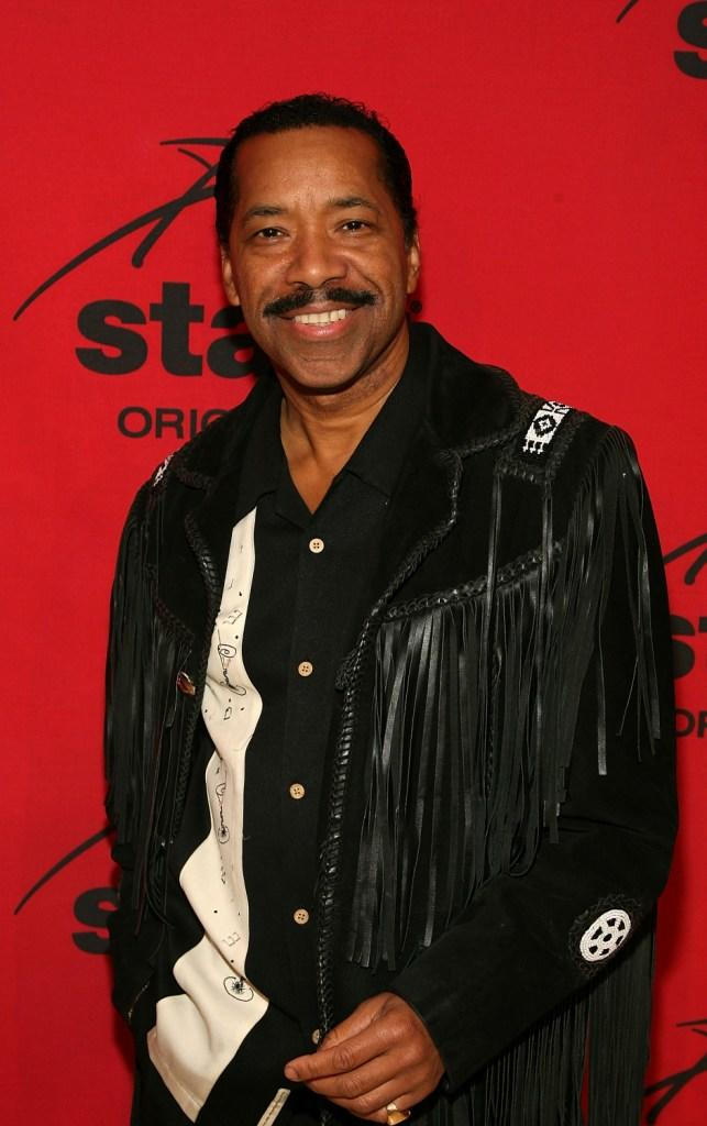 Obba Babatunde at the Starz premiere party of