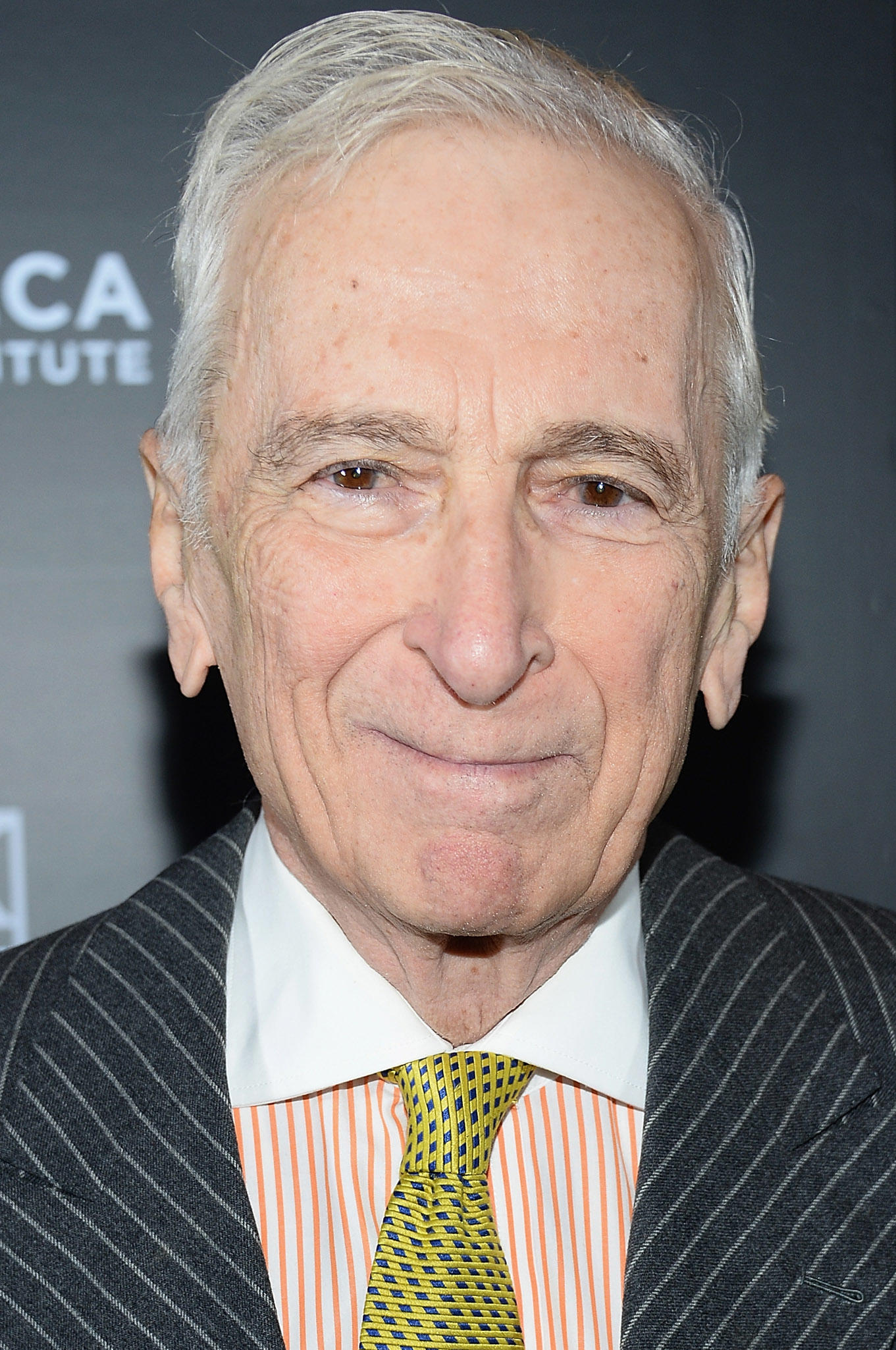 Gay Talese at Tribeca Film Institute's 20th Anniversary Benefit Screening of