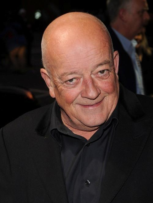 Tim Healy at the
