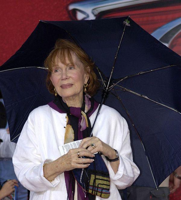 Katherine Helmond at the world premiere screening of