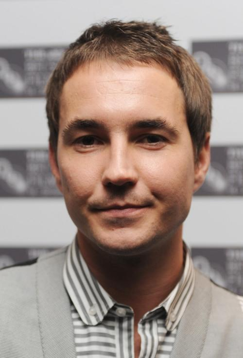 Martin Compston at the premiere of