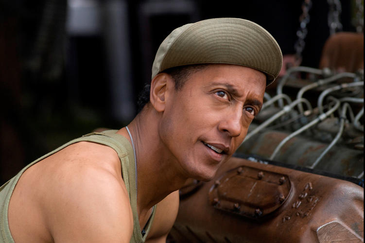 Andre Royo as Chief 'Coffee' Coleman in