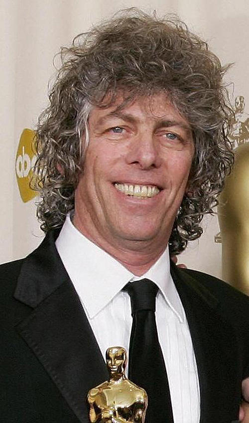 Greg Orloff at the 77th Academy Awards in California.