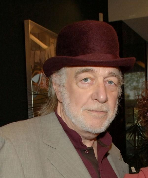 Howard Hesseman at the AMPAS John Huston Spotlights WWII Documentaries.