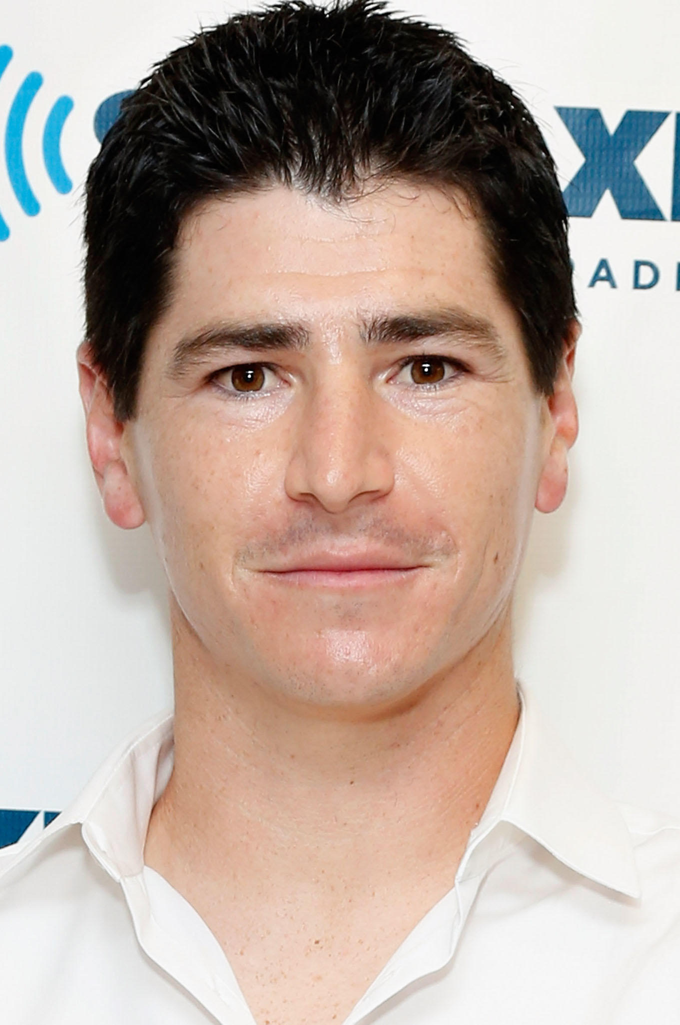 Michael Fishman at the SiriusXM Studios in New York City.