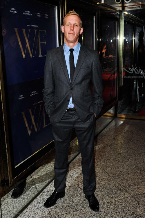 Laurence Fox at the premiere of