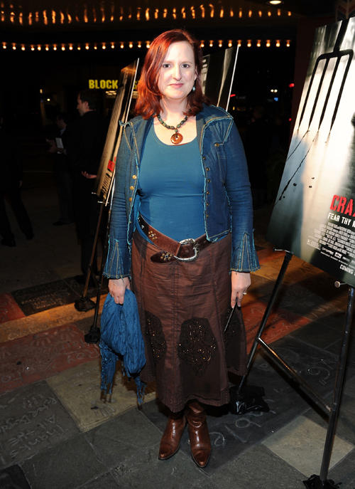 Lisa K. Wyatt at the California premiere of