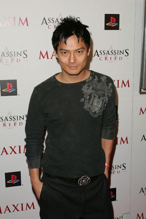 Archie Kao at the official launch of Ubisoft's Assassin's Creed.