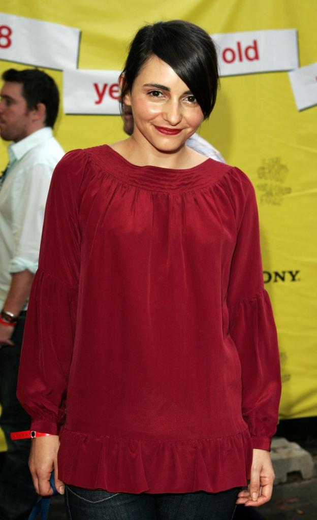 Pia Miranda at the 2008 Sony Tropfest.