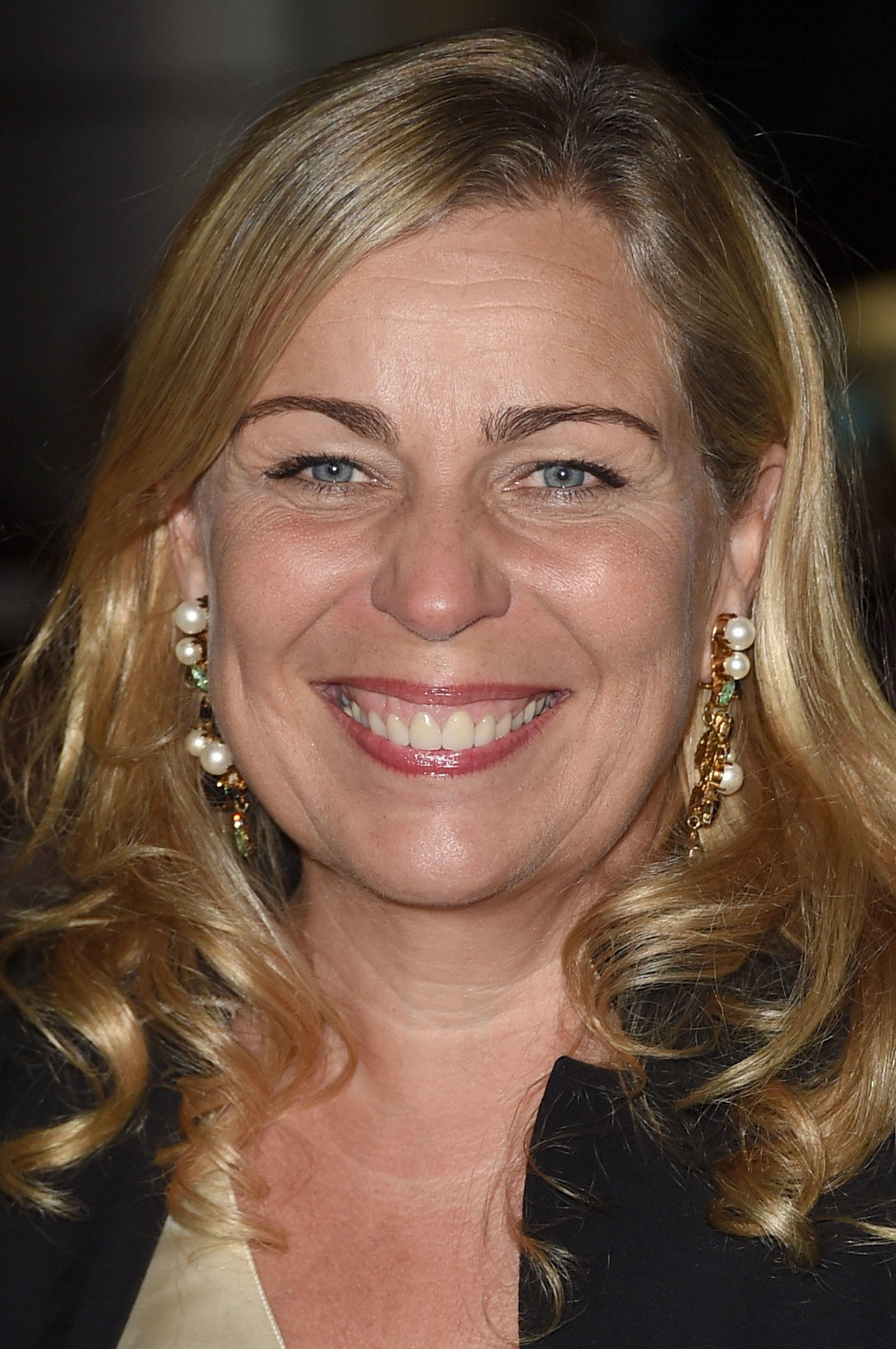 Lone Scherfig at the TIFF premiere of