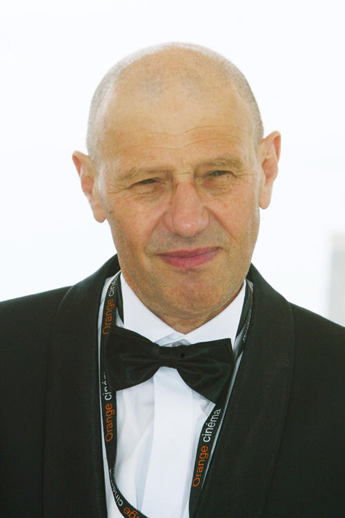 Sergei Dreiden at the premiere of