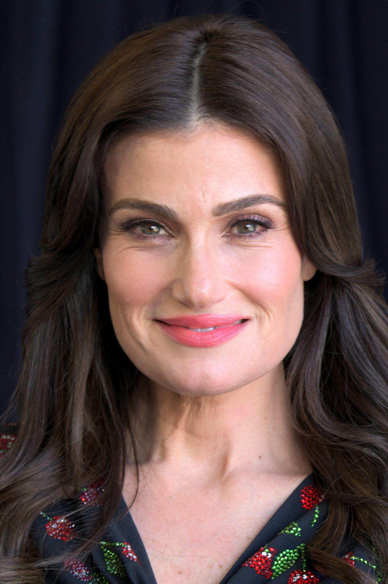 Idina Menzel at the 2020 Film Independent Spirit Awards in Santa Monica, California.