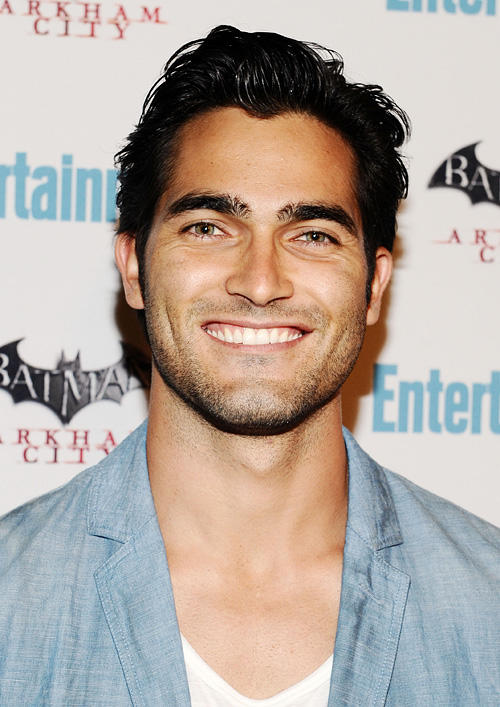 Tyler Hoechlin at the Entertainment Weekly's 5th Annual Comic-Con Celebration in California.