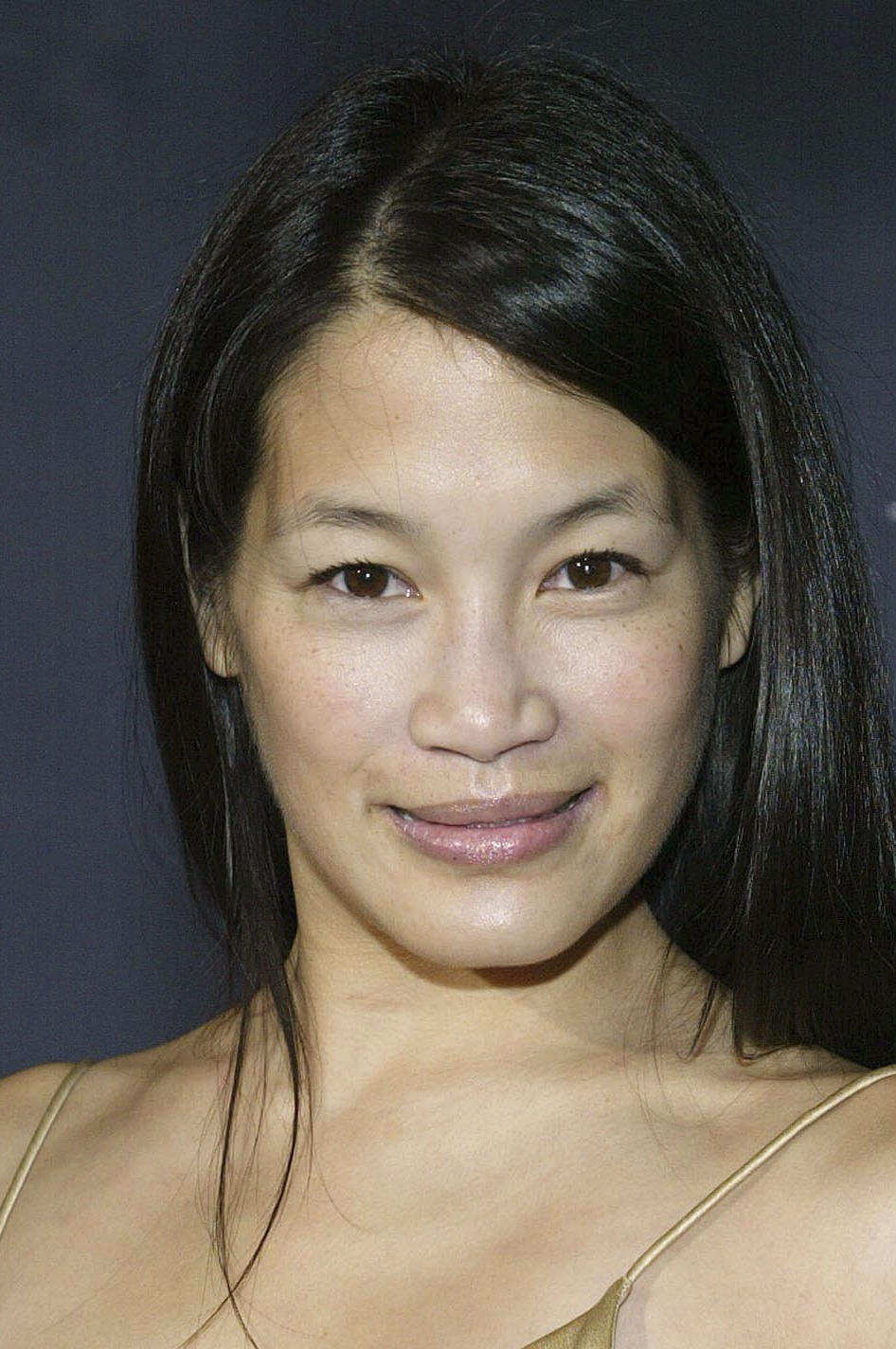 Eugenia Yuan at the premiere of