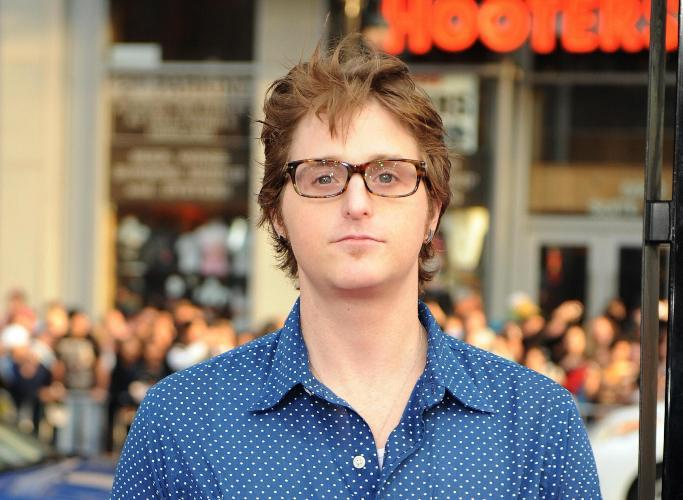 Cameron Douglas at the world premiere of