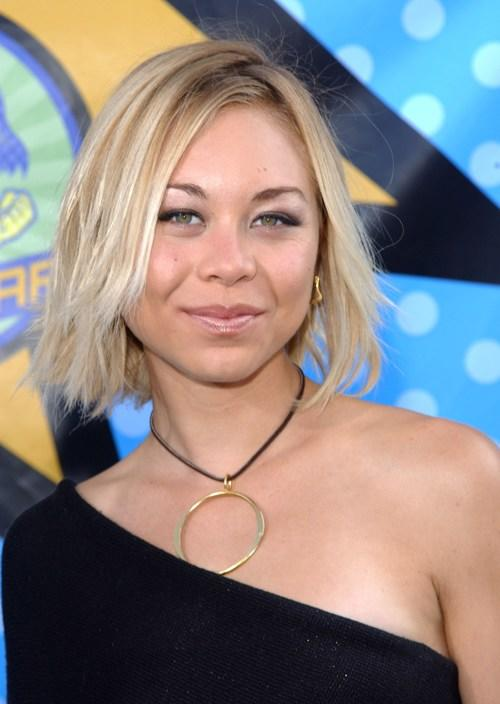 Sanoe Lake at the 2003 MTV Movie Awards.