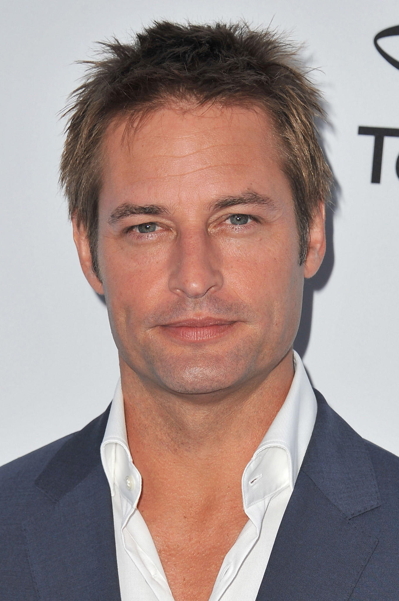 Josh Holloway at the Disney Media Networks International Upfronts at Walt Disney Studios in Burbank, CA.