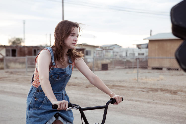 Kay Panabaker as Alison Hoffman in