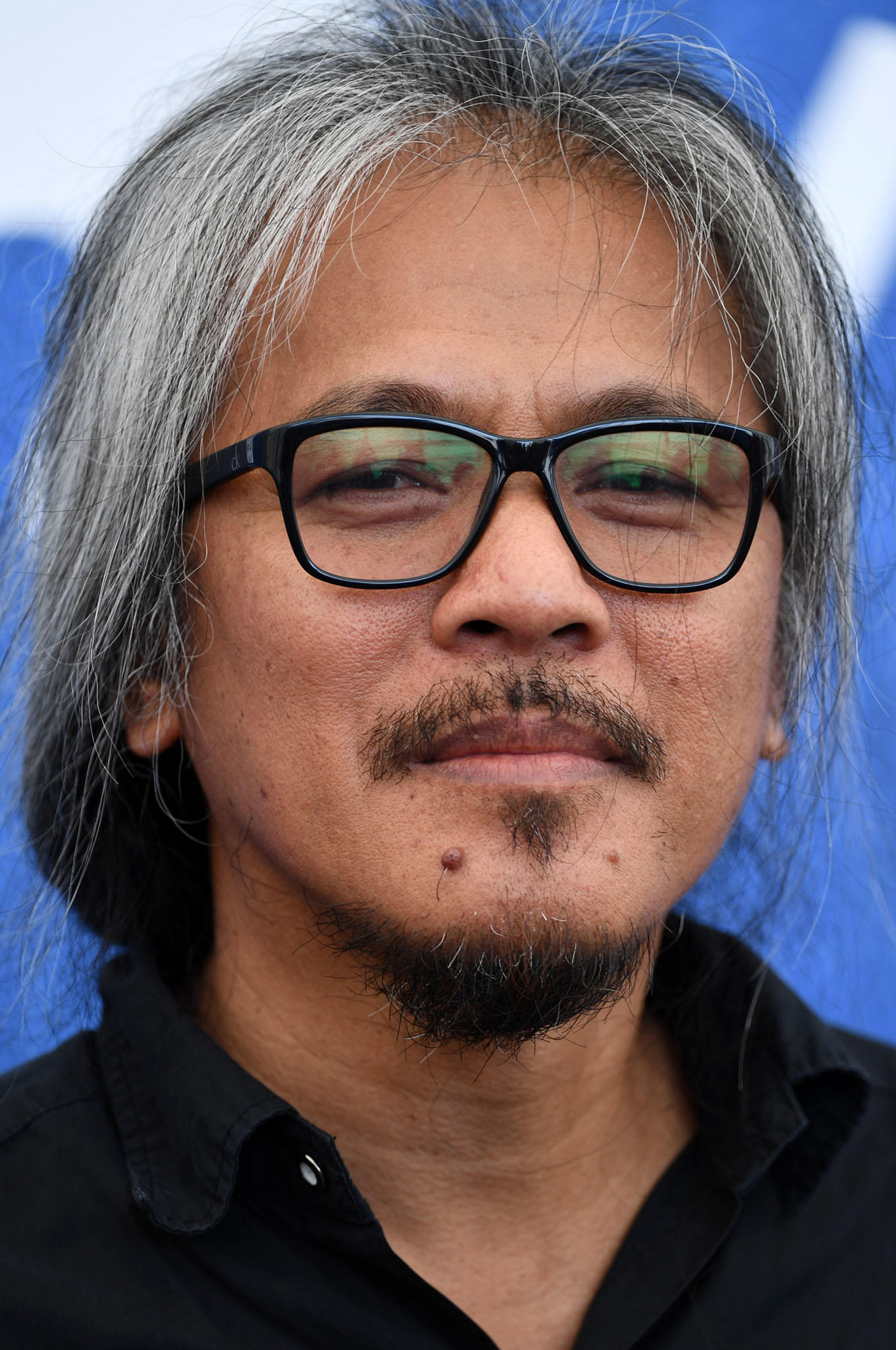 Lav Diaz at photocall for