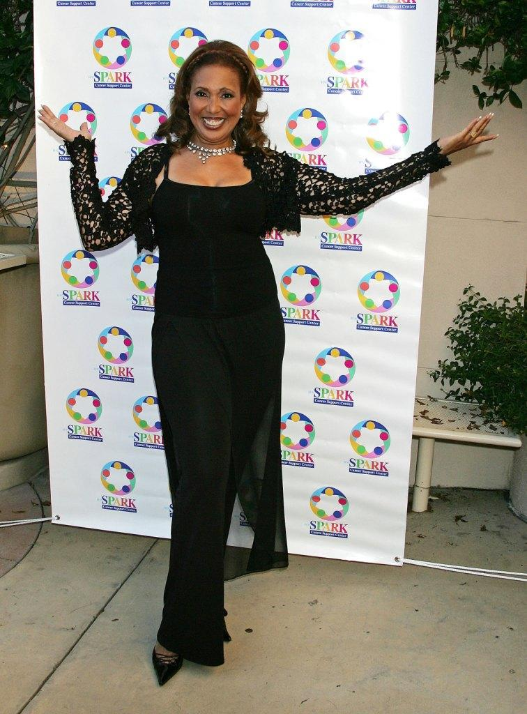 Telma Hopkins at the weSPARKLE Take V