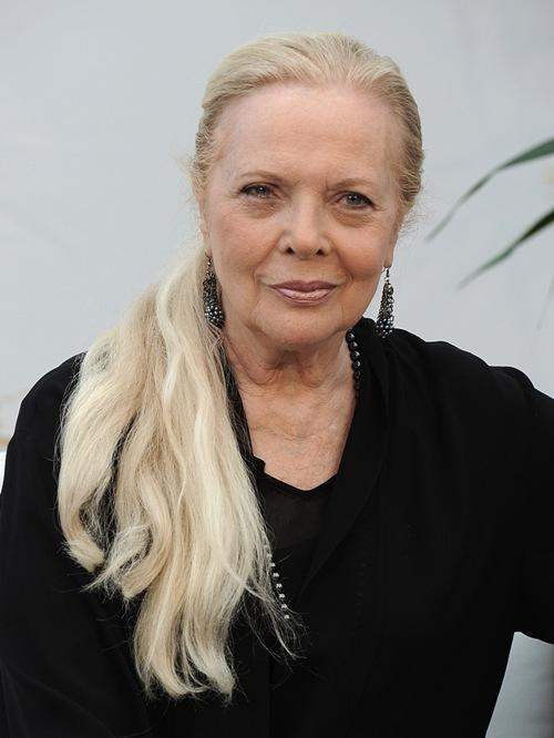 Barbara Bain at the 2010 Monte Carlo Television Festival.