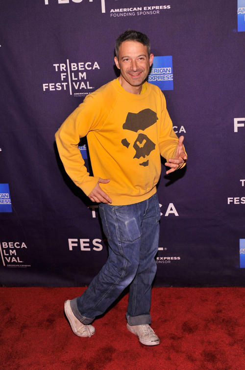 Adam Horovitz at the World premiere of