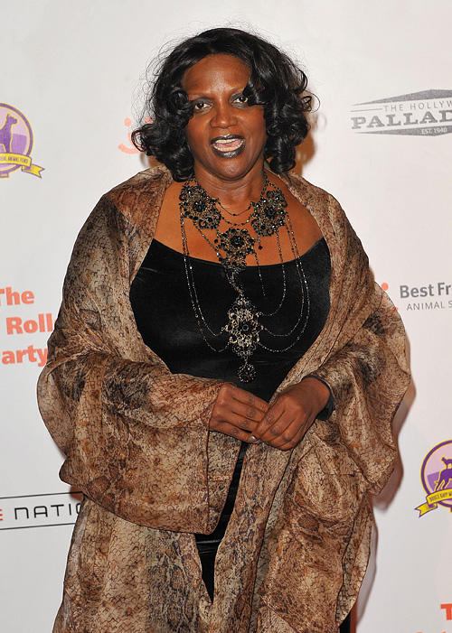 Anna Maria Horsford at the Best Friends Animal Society's 2009 Lint Roller party.