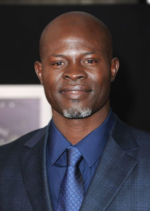 Djimon Hounsou at the California premiere of