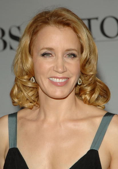 Felicity Huffman at the 61st Annual Tony Awards.