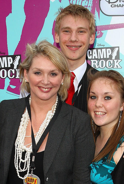 Cheryl Baker and Guests at the European TV premiere of
