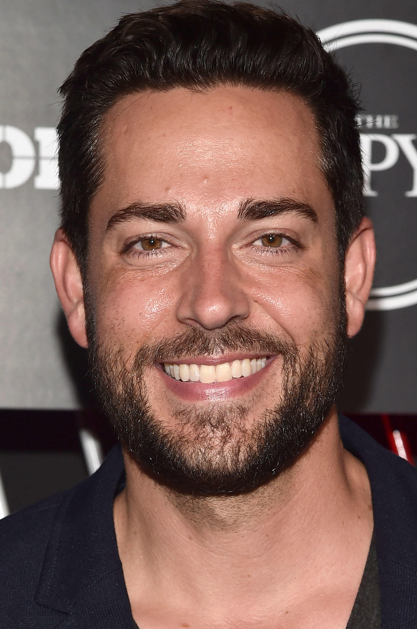 Zachary Levi at the BODY at the ESPYS Pre-Party in Los Angeles.