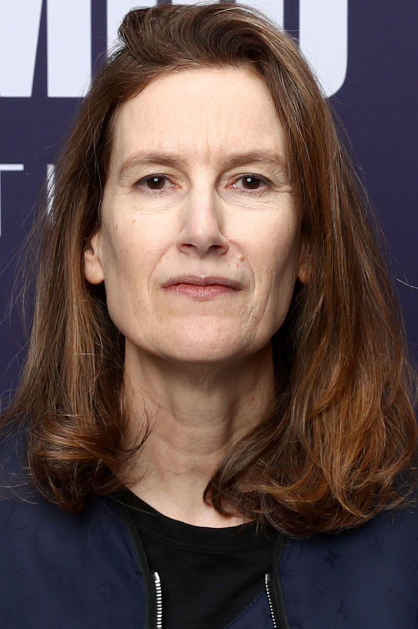 Joanna Hogg during the 2019 Sundance Film Festival.
