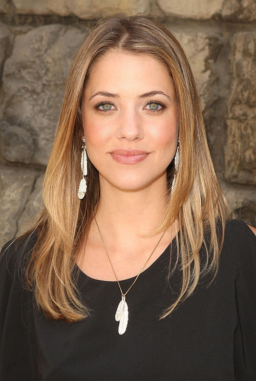 Julie Gonzalo at the