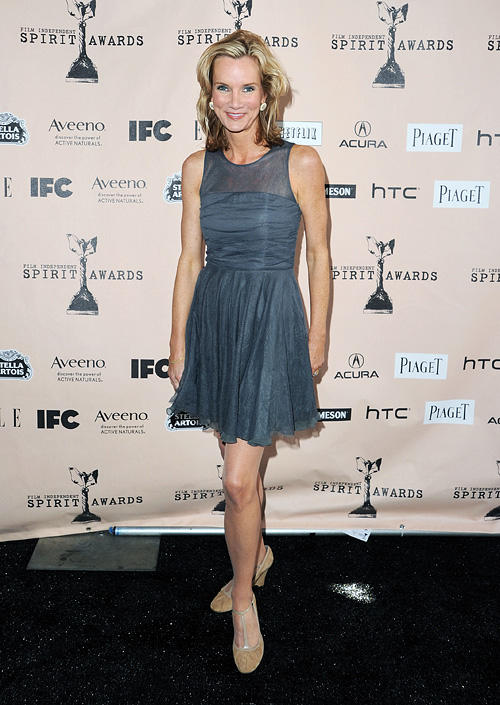 Beth Littleford at the 2011 Film Independent Spirit Awards in California.