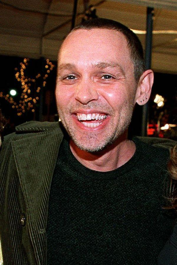 Doug Hutchison at the premiere of