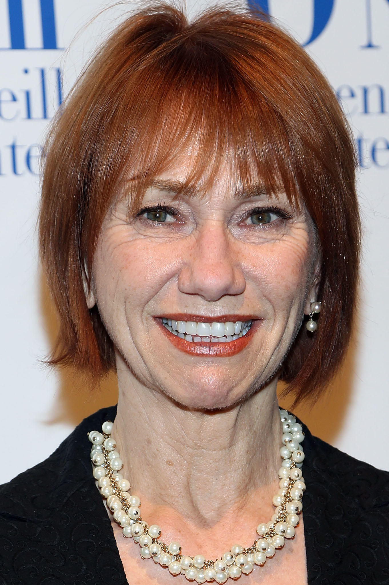 Kathy Baker at the 14th annual Monte Cristo Award at The Edison Ballroom in New York City.